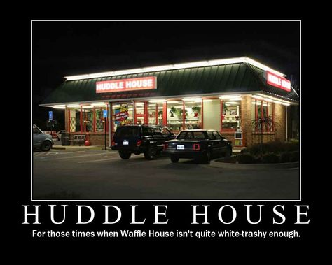 Huddle House Not Really A Barista Hey Y All Meet Huddle House Waffle House Funny Pictures Laugh Out Loud