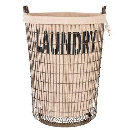 Zentique French Laundry Hamper Perigold Laundry Hamper Grey