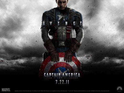 The First Avenger: Captain America Fan Art: Captain America: The First Avenger