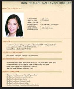 Resume Sample Templates For Fresh Graduate Philippines Sample Resume Templates Resume Examples Resume
