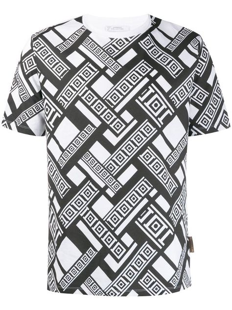 Pin By Michel On Clothes Versace T Shirt Versace Collection T Shirt Versace Collection