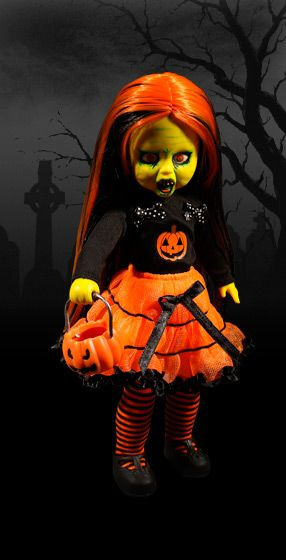 Sweet Tooth Exclusive Gothic Horror Halloween Living Dead Dolls