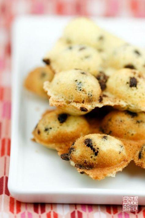 Hong Kong Eggettes Daan Jai For Mother S Day Makanan Resep