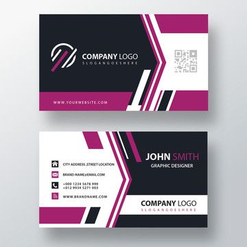 Business Card Card Business Cards Business Card Design Business Vector Card Vector Bus Business Card Template Design Business Card Mock Up Vector Business Card