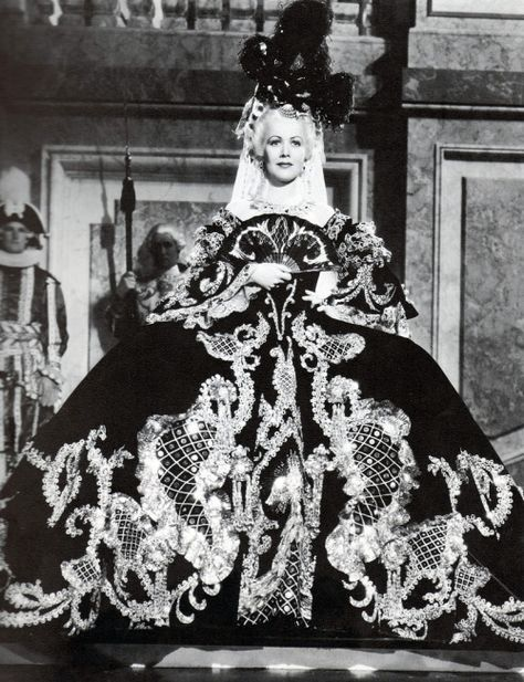 """эфемерное-элегантность: """"18-го века суд платье Костюм, 1938 Изношенные Глэдис…"""