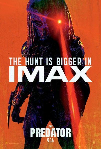 Cine The Predator Thepredator Esta A La Caza En Su Ultimo