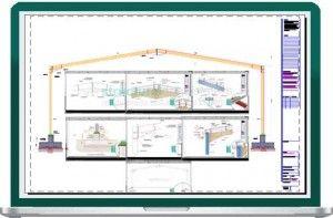 Steel Floor Flat Pratt Truss Support To Shs Column Frame Design Steel Trusses Design Details