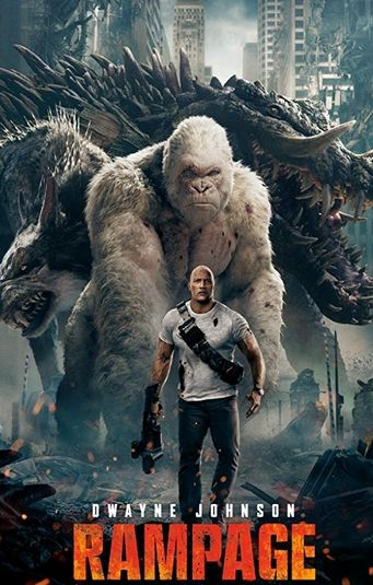 Rampage Full Movie Hd Free Download 2018 Rampage Movie Full