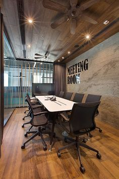 Archiparti Work Design Studio Workspace Amazing Offices Beginner Wo Commercial And Office Architecture Industrial Office Decor Meeting Room Design Office