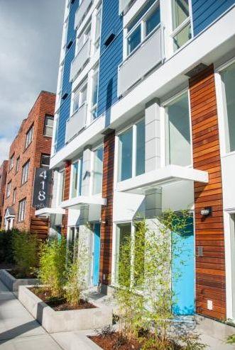 The Local 418 Apartments - Seattle, WA     | Cornell