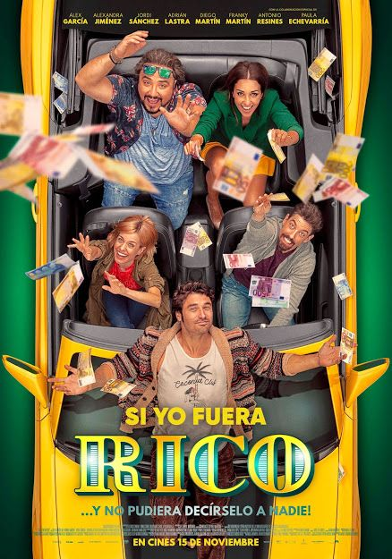 Si Yo Fuera Rico 2019 Tt9010802 Esp Películas Completas Peliculas Ver Peliculas Gratis