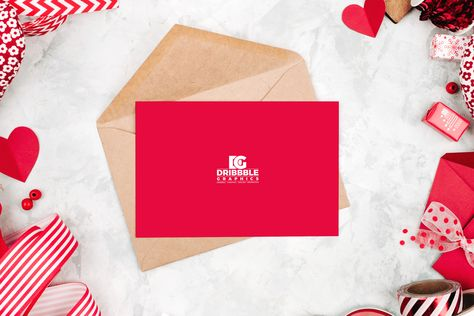 Free Greeting Card PSD Mockup Download - DesignHooks