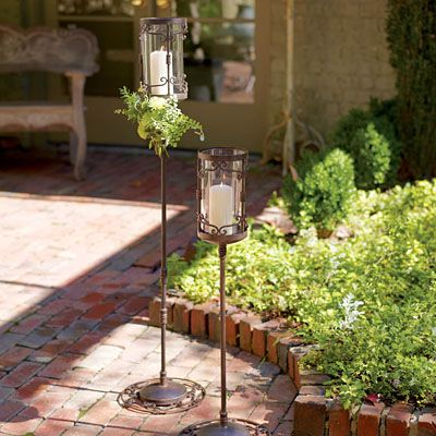 The versatile Montcrest Hurricane. Three-part adjustable poles. Perfect outdoor accessory. Get them while you can! Willow House is liquidating its home decor division. Deals galore!