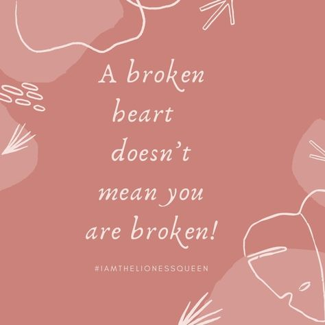 @drmwright06670097 posted to Instagram: You are not broken! #dontlimityourself #dontlimitgod #believeinyourselfloveyourself #believeinyou #believeinyourdream #believeinyourself #godcan #godcandoanything #god_is_good #believeingod #believeingodsplan #nevergivein #iamthelionessqueen #iamresiduefree #202WONisforme #2020wasjustawrinkleintime #divorce #divorcesupport #divorcedmom #rejection #hurt💔 #hurting #healingafterdivorce #healingfromdivorce #healingabrokenheart #separation #ibeliev