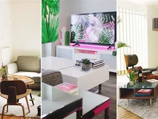 Don T Let A Small Living Room Cramp Your Style These Decor Ideas Are Grand And Way Bigger Than Simple Living Room Decor Home Decor Pinterest Home Decor Ideas