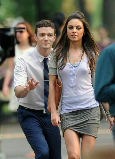 "The on-screen chemistry between Mila Kunis and Justin Timberlake in the movie ""Friends With Benefits"" was more than apparent throughout the movie @ MastLists: recent celebs news."