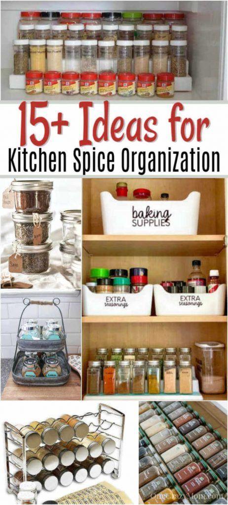Ways To Organize Spices Best Way To Organize Spices Spice Organization Spice Organization Diy Organize Kitchen Spices