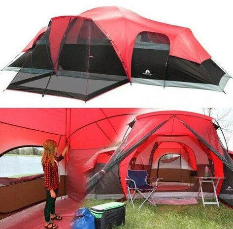NEW Ozark Trail Camping Tent 14 Person