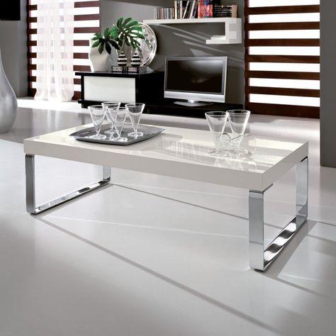 Tavolino da salotto contenitore con piano alzabile London ...