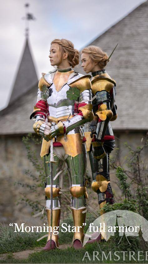 """Morning Star"" full armor"