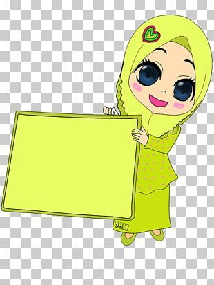 Hijab Muslim Islam Drawing Png Clipart Anime Art Cartoon Child Costume Free Png Download Animated Cartoons Islamic Cartoon Cartoon