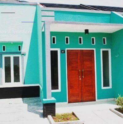 Perpaduan Warna Rumah