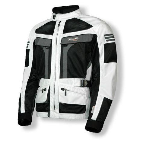 Olympia Moto Sports Motorcycle Jacket Size L