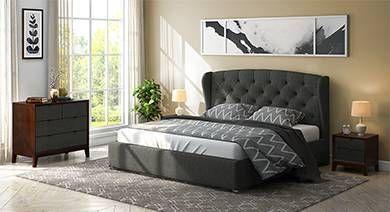 Bed Furniture Image American Holmebrook Martino Holmebrook ...