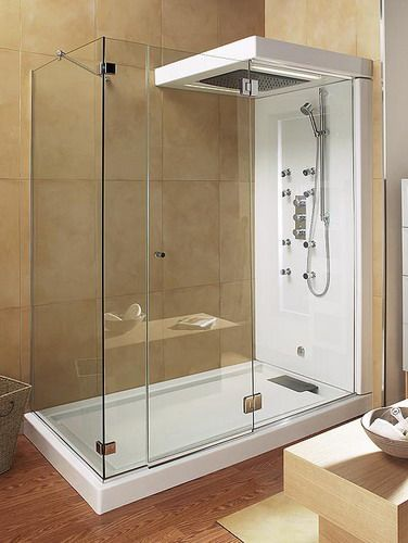Stylish Shower Stalls Design To Give Bathroom Leek And Modern New