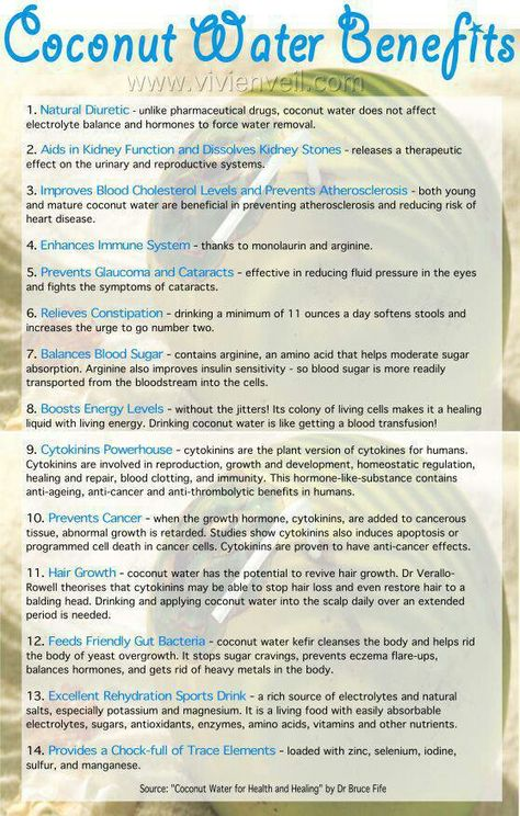 Coconut water benefits.../....there's a guy who sells coconut water here in my little village. I decided to start drinking it, the villagers say it's good for you....Check out all these benefits!!!  Wow! How Blessed I AM...