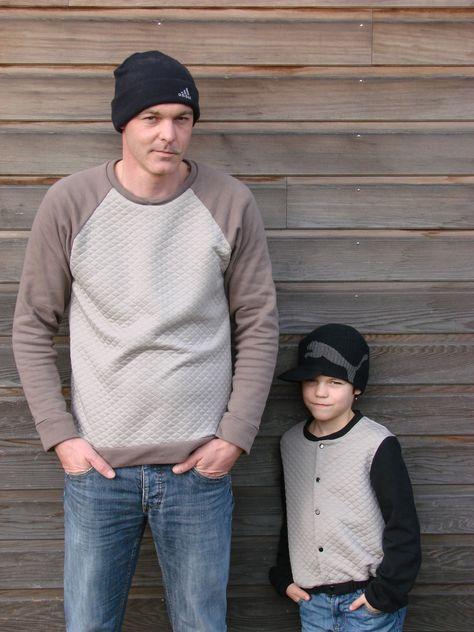 Père et fils joviana | Mes réalisations | La maison victor