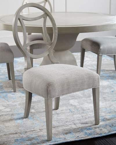 Bernhardt Criteria Side Chairs Pair Side Chairs Dining Furniture Side Chairs
