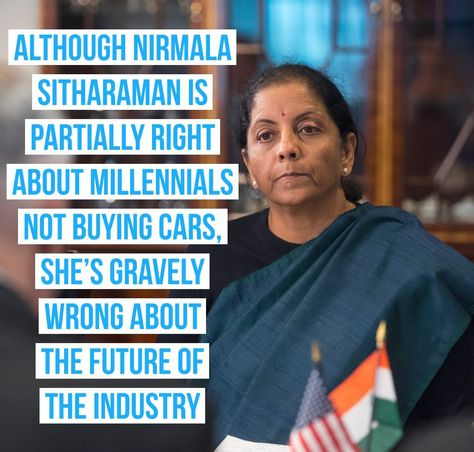 Nirmala Sitharaman Is Not Wrong About Millennials But She's Missing The Point