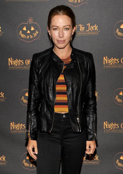 Kendra Wilkinson attends the Nights of the Jack launch at King Gillette Ranch.