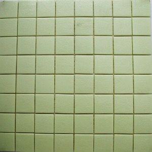 Mosaique Carrelage Jaune Paille 4 Cm Au M Achat Mosaique