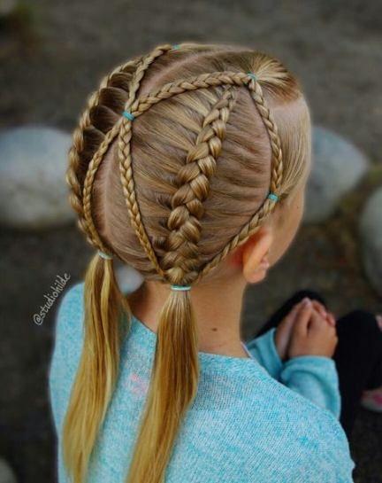 27 Trendy Hair Styles Black Girls Hair Kids Hairstyles Kids Braided Hairstyles Girl Haircuts