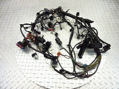 Advertisement Ebay 2004 02 05 Bmw R1150rt R1150 Rt Main Wiring Harness Wire Engine Motor Oem Front In 2020 Bmw Triumph Speedmaster Motor