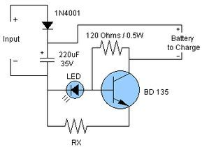 Nicd Nimh Battery Charger Circuit Circuit Diagram Battery Charger Circuit Nimh Battery Charger Lithium Battery Charger