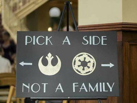 Star Wars Wedding You Will Enjoy#wed