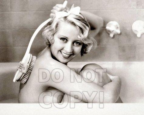 8x10 photo Joan Blondell pretty sexy movie star in a 1930s film