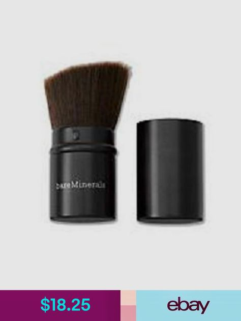 bare escentuals bare minerals brush face precision retractable face