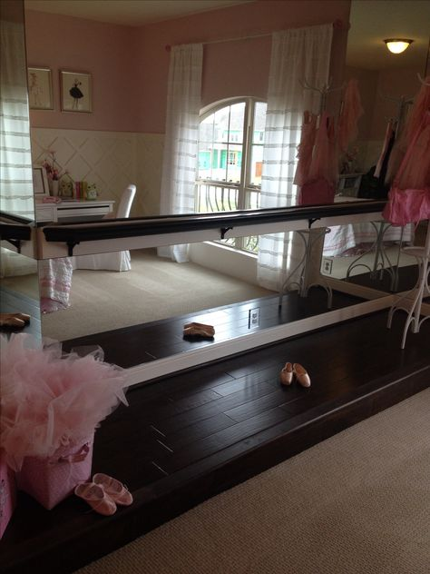 Ballet inspired room