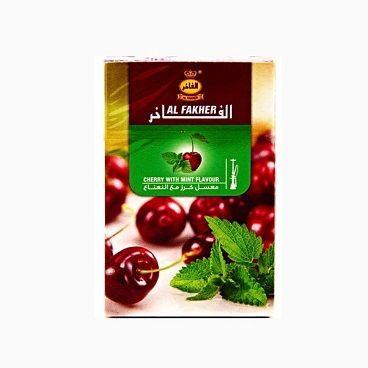 Al Fakher Cherry With Mint Hookah Flavor In 2020 Natural Flavors