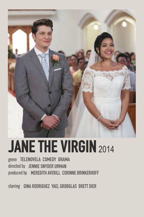 Jane the virgin polaroid movie poster