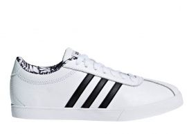 reputable site 9731f eb942 Adidas VL COURT 2.0 VS DB1831 Bianco Scarpe Donna Sneakers Sportive nel  2018  ADIDAS Donna Sneakers Aut-Inv 201819  Pinterest  Sneakers e Adidas