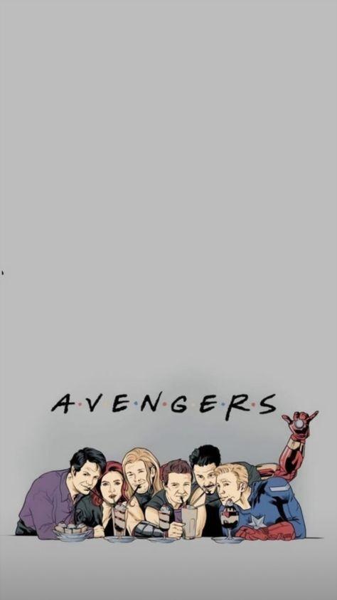 Avengers / Friends