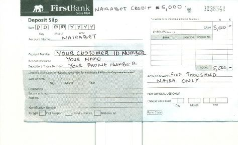 Image result for bank slip vintage bank forms Pinterest Banks - medicare form