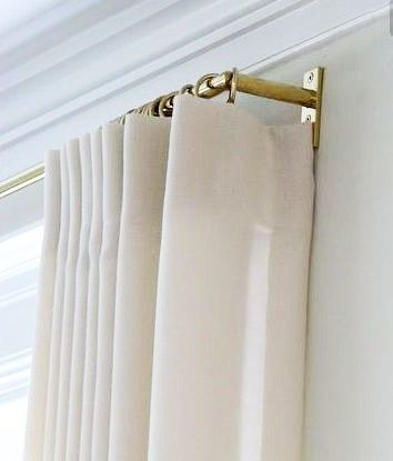 Drapery Hardware Emerald City Drapery Curtain Decor Modern
