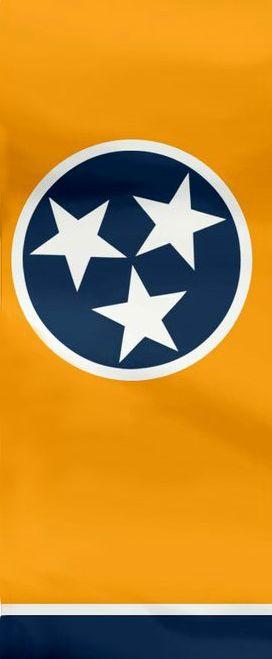 Tennessee Flags Tennessee Flag Tennessee Volunteers Football Tennessee State Flag