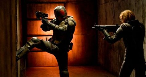 'Dredd 2' Update: Karl Urban Says 'Conversations' Are Happening